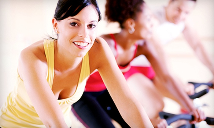 Studio RPM - Sanford: 10 or 20 Spin, Yoga, or Boot-Camp Classes at Studio RPM (Up to 76% Off)