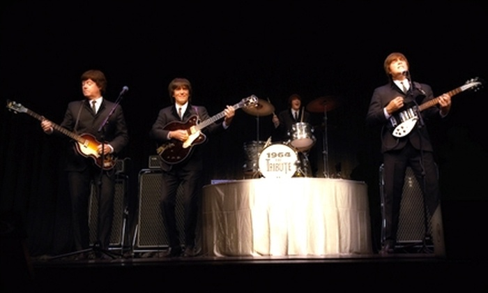 "Rosemont Theatre - Rosemont: $25 for Ticket to Beatles Tribute Band ""1964"" … The Tribute at the Rosemont Theatre on Saturday, May 7 at 7:30 p.m."