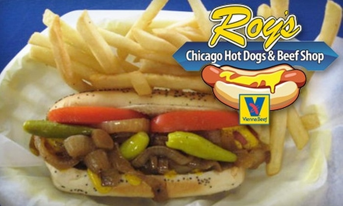 Roy's Chicago Doggery - Petaluma: $5 for $10 Worth of Diner Fare and Drinks at Roy's Chicago Doggery in Petaluma