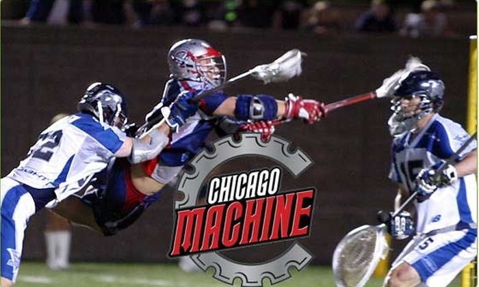 Chicago Machine Lacrosse - Chicago: $10 Tickets for Chicago Machine Lacrosse (Normally $20)