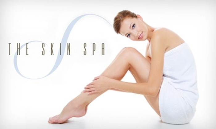 The Skin Spa - Multiple Locations: $25 for $50 Worth of Waxing at The Skin Spa