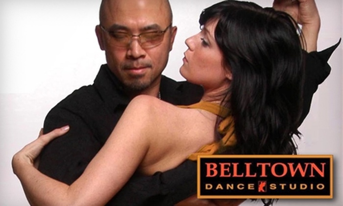 Belltown Dance Studio - Seattle: $29 for a Five-Week Beginner-Level Salsa, Cha-Cha, Bachata, or Belly-Dancing Class at Belltown Dance Studio ($60 Value)