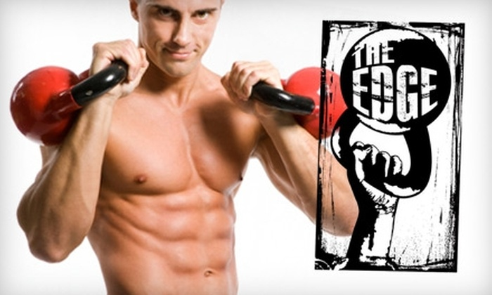 The EDGE Team Performance Center and Kettlebell Club - Moraine: $45 for a One-Month Membership to The EDGE Team Performance Center and Kettlebell Club ($90 Value)