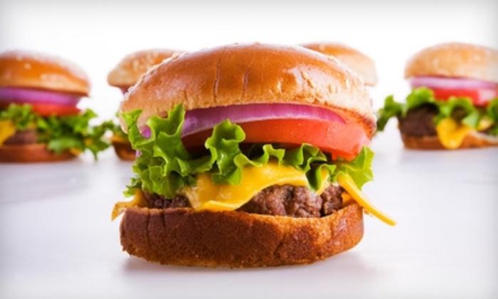 Corner Burger - Park Slope: $9 for $18 Worth of Burgers, Poutine, and More at Corner Burger