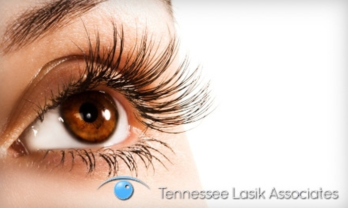 Tennessee Lasik Associates - Knoxville: $1,299 for Custom Interlace Lasik Eye Surgery at Tennessee Lasik Associates