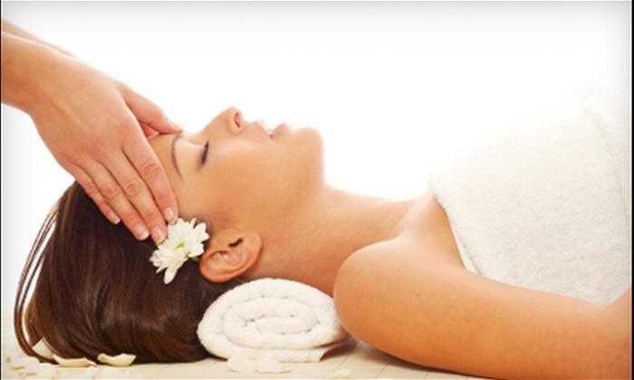 Agape Therapeutic Massage - Delano: Massage, Massage with Dry-Brush Exfoliation, or Massage with Sugar Scrub at Agape Therapeutic Massage (Up to 52% Off)