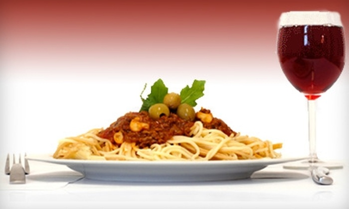 Marco's On Main - Belleville: $10 for $20 Worth of Italian-American Fare at Marco's on Main in Belleville