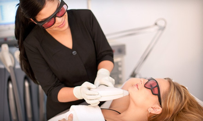Skin Laser Rejuvenation - Midtown: One or Two Intense Pulsed Light Treatment Packages with Chemical Peels at Skin Laser Rejuvenation (Up to 77% Off)