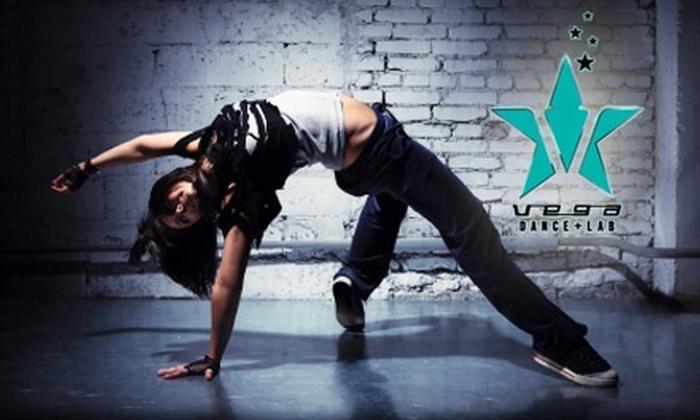 Vega Dance Lab - Buckman: $20 for Four Dance Classes at Vega Dance Lab ($42 Value)