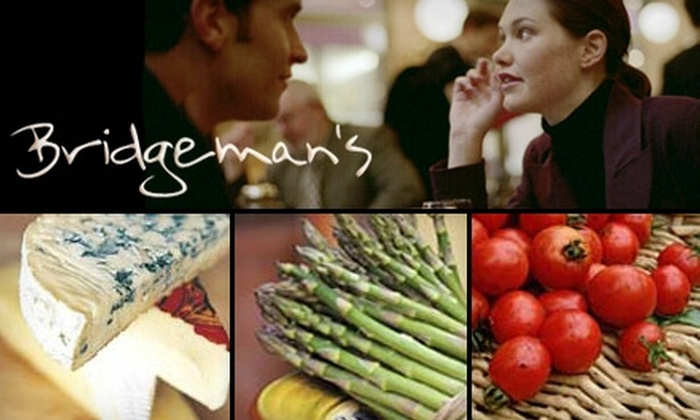 Bridgeman's Restaurant - Hull: $25 for $50 Worth of Central Italian Cuisine at Bridgeman's Restaurant in Hull