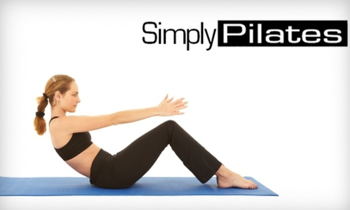 Simply Pilates - Edgehill: $37 for Three Pilates Equipment Classes at Simply Pilates ($75 Value)