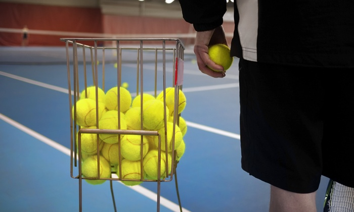 Lgp Tennis - Mountainside: $100 for $200 Worth of Tennis Lessons — LGP Tennis