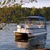 Up to 58% Off a Pontoon- or Ski-Boat Rental