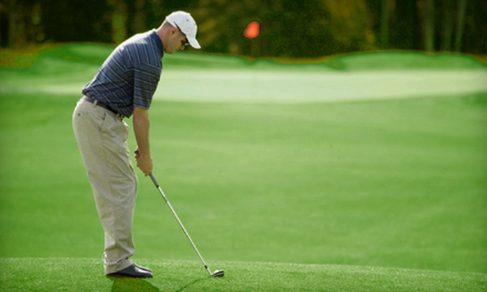 Golf-A-Round Indiana: $27 for a Discount-Golf-Certificate Book for Rounds at More than 75 Indiana Courses from Golf-A-Round Indiana ($55 Value)
