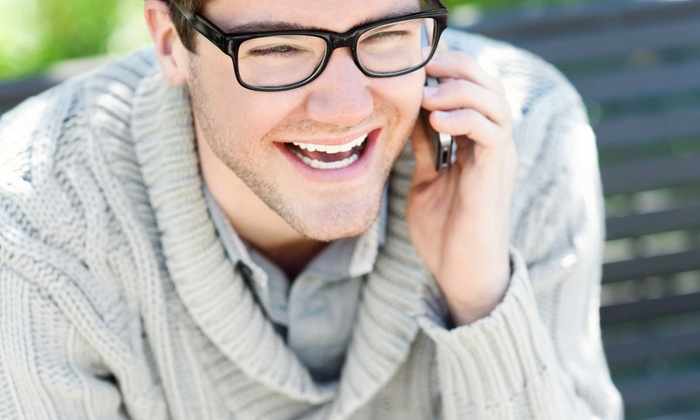Today's Vision - Multiple Locations: $59 for Prescription Eyeglasses with UV-Protected Lenses at Today's Vision (Up to $280 Value)