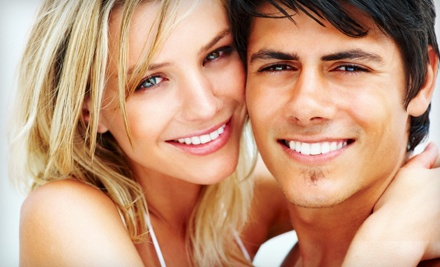 $124 for One Zoom! or Biolase Teeth-Whitening Treatment from Jose Marcano, DMD ($550 Value)