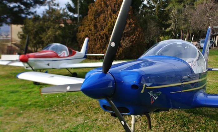 Esperienza di volo da diporto su Storm 500 o FL100 con istruttore da Volarte66 (sconto 67%)