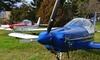 Volarte66 - Artena: Esperienza di volo da diporto su Storm 500 o FL100 con istruttore da Volarte66 (sconto 67%)