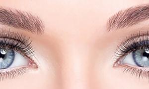 Lash&BrowbyChris: Full Set of Natural Eyelash Extensions at Lash&BrowbyChris (46% Off)