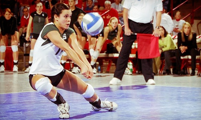 Michigan State University Volleyball - Michigan State University: $12 for a Michigan State University Women's Volleyball Match for Two on November 21 at 6:30 p.m. ($25 Value)