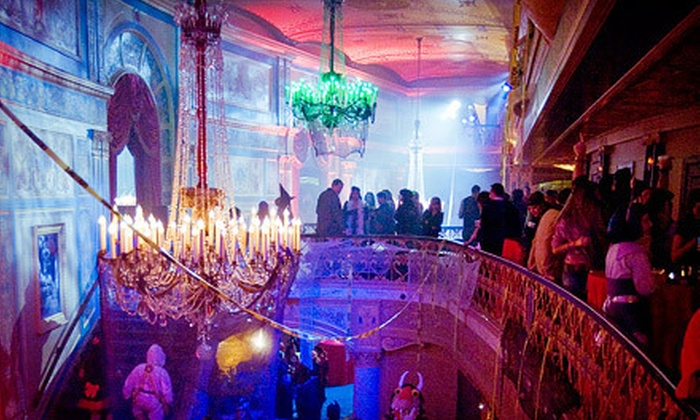 Haunted in the House - Detroit Opera House: $20 to Attend Haunted in the House Halloween Party and One Drink at Detroit Opera House (Up to $45 Value)
