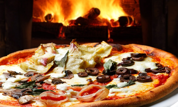 Bricknfire Pizza Company - Catonsville: $12 for $20 Worth of Pizza at Bricknfire Pizza Company