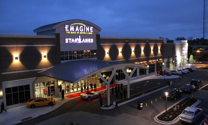 Emagine Theatres - Multiple Locations: $100 for Four $25 Gift Cards and an Emagine Extras Membership at Emagine Theatres ($112.75 Value)