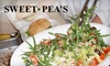 Sweet Pea's Cafe & Catering - Capitola: $10 for $20 Worth of Crêpes, Waffles, and More at Sweet Pea's Cafe & Catering