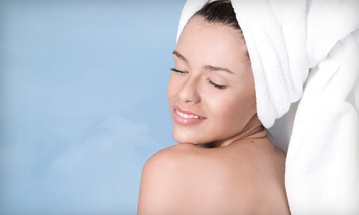 Tropez Aveda Salon and Spa - Boston: $189 for a Spa Experience for Two at Tropez Aveda Salon and Spa in Natick ($428 Value)