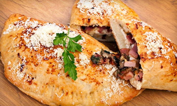 DP Dough Denver - City Park West,Capitol Hill: $10 for $20 Worth of Calzones at DP Dough Denver