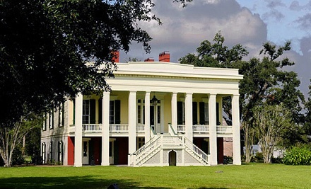 2 Tour Tickets - Bocage Plantation in Darrow