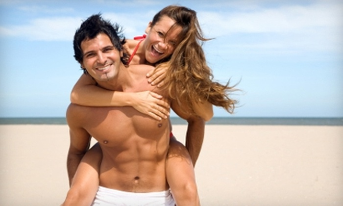Copper Zone Tanning - Beaver Falls: $15 for Three Spray Tans at Copper Zone Tanning ($50 Value)