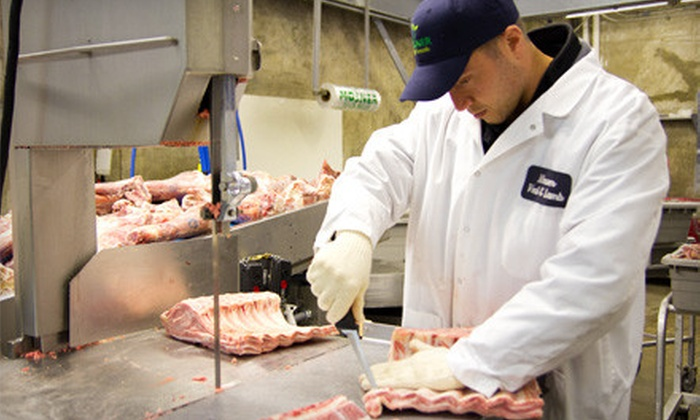 Mosner Family Brands - Hunts Point: Butchery Classes and 8 Pounds of Fresh Meat Samples to Take Home from Mosner Family Brands