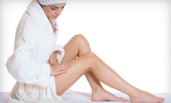 The Laser Place - Elmhurst: $99 for Laser Hair-Removal Treatments at The Laser Place (Up to $600 Value)