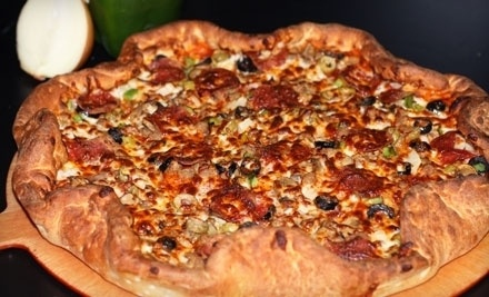 $20 Groupon to Delano's Pizza - Delano's Pizza in Elizabethtown