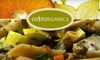 Half Off Organic Fare at GustOrganics