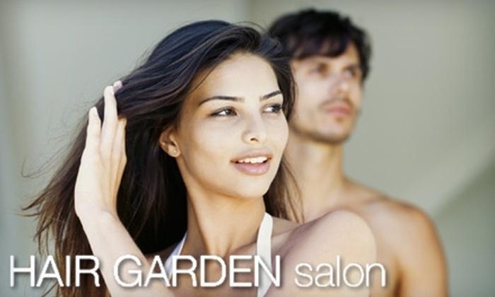 Hair Garden Salon - Downers Grove: $150 for an Organic Global Keratin Treatment at Hair Garden Salon in Westmont ($300 Value)