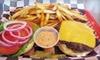 The Surf Burger - Plaza Primera: $10 for $20 Worth of American Fare and Drinks at Surf Burger