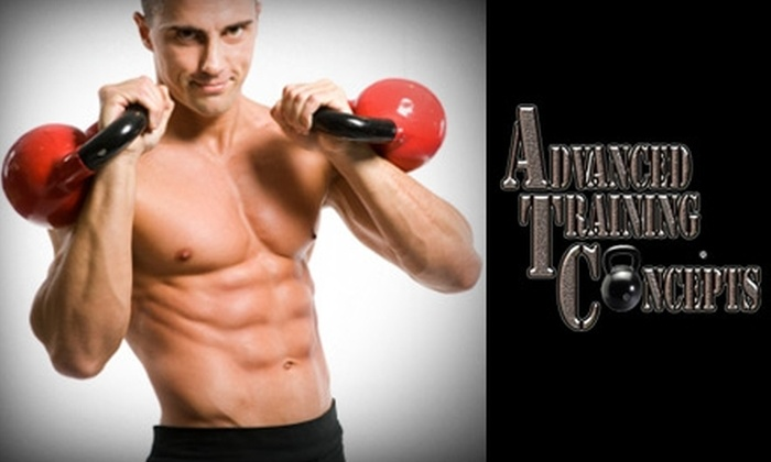 Advanced Training Concepts - Madison Park: $59 for Six Kettlebell Fundamental Classes at Advanced Training Concepts
