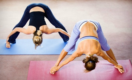 5 Drop-In Yoga, Hot Yoga, or Pilates Classes (a $90 value) - Your Affinity Place in Vaughan