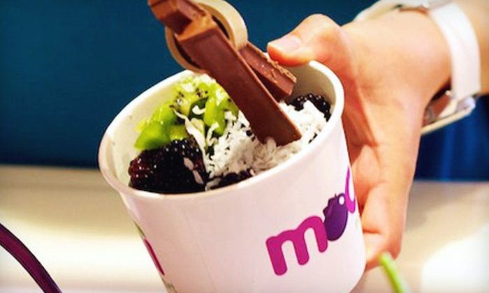 My Mochi Ocala - Ocala: $4 for $8 Worth of Nonfat Frozen Yogurt at My Mochi Ocala