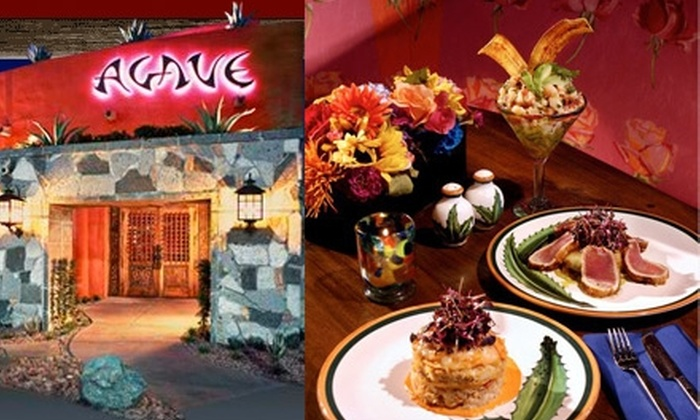 Agave - Summerlin: $20 for $40 Worth of Mexican Cuisine and Drinks at Agave