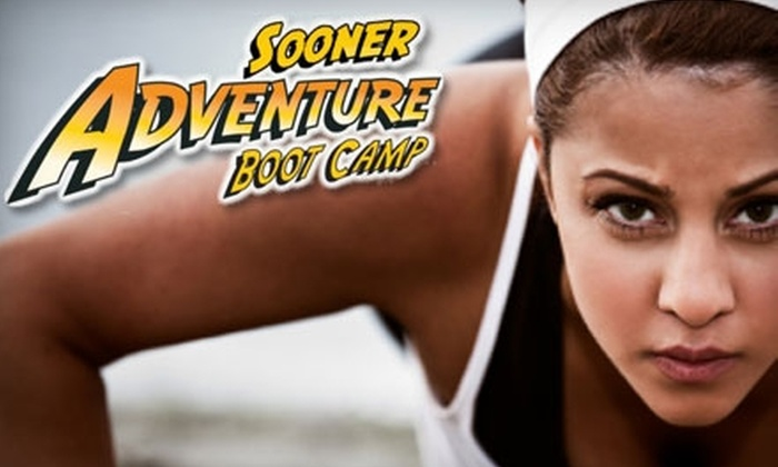 Sooner Adventure Boot Camp - Oklahoma City: $29 for a Four-Week Women's Boot-Camp Session at Sooner Adventure Boot Camp ($199 Value)
