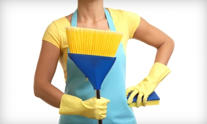 Maid 4 U - Multiple Locations: $45 for Two Hours of Residential or Commercial Maid and Concierge Services from Maid 4 U ($150 Value)