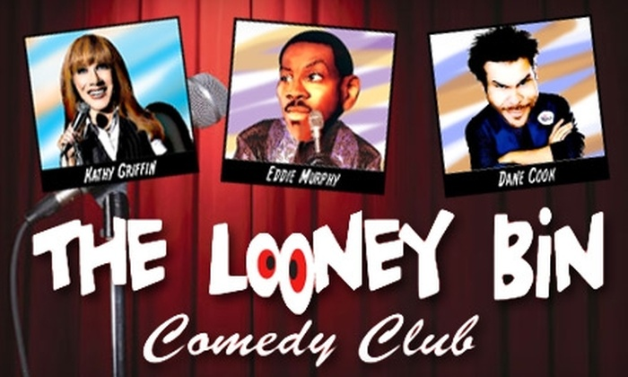 The Looney Bin Comedy Club - Travis - Chelsea: $15 for Two Tickets to Any Show, Plus Two Free Drinks Per Ticket, at Looney Bin Comedy Club on Staten Island ($30 Value)