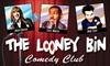 Half Off Comedy Club Ticket