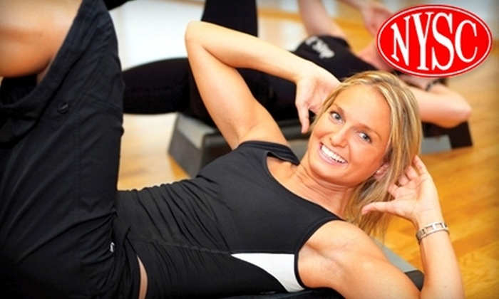 New York Sports Clubs - Colonia: $24 for a 30-Day Passport Membership to New York Sports Clubs ($49 Value)