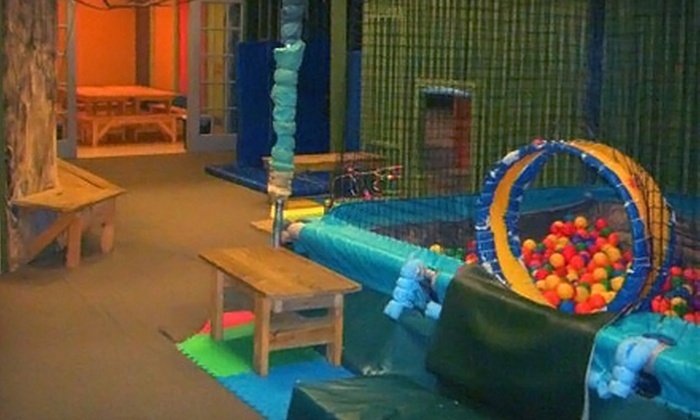 Jumpin' Jak's - Houston: $12 for Five Open-Play Sessions at Jumpin' Jak's (Up to $25 Value)