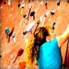 Up to 53% Off at Stone Moves Indoor Rock Climbing