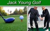 PGA Pro Jack Young - Vancouver Heights: $25 for One Private Golf Lesson and Video Swing Analysis With PGA Pro Jack Young, plus a Driving-Range Session ($58 Value)